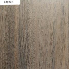 正鼎パーティクルボード,L3593H-北欧のクルミウッド,化粧板,家具材料/建築の材料