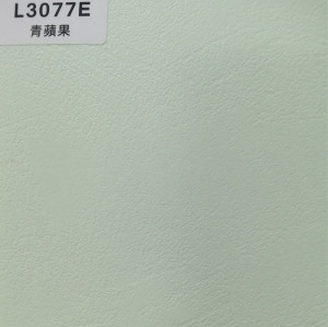 TOPOCEAN Chipboard, L3077E-Green apple, Wood Veneer.