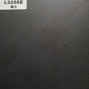 TOPOCEAN Chipboard, L3200E-Iron gray, Wood Veneer.