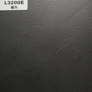 TOPOCEAN Chipboard, L3200E-Iron gray, Wood Veneer.