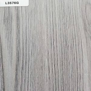 正鼎刨花板,L3576G-魁北克橡木洗白,贴面板-木材