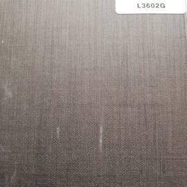 正鼎刨花板,L3602G-绵织铁灰,贴面板-木材