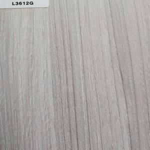 正鼎刨花板,L3612G-瑞士榆木,贴面板-木材