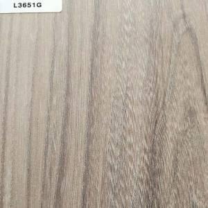 正鼎刨花板,L3651G-北欧榆木,贴面板-木材