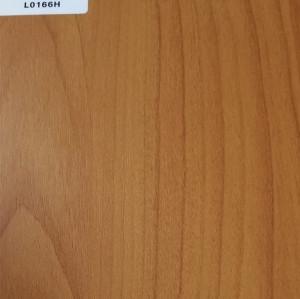 正鼎刨花板,L0166H-苏格兰樱桃木,贴面板-木材