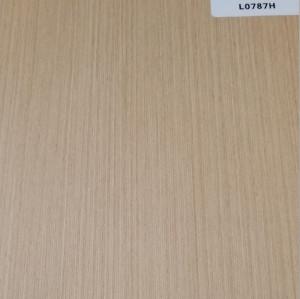 正鼎刨花板,L0787H-挽纱杉木,贴面板-木材