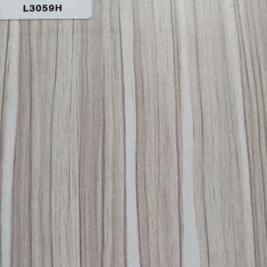 正鼎刨花板,L3059H-洗白斑马木,贴面板-木材