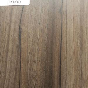 正鼎刨花板,L3267H-北美胡桃木,贴面板-木材