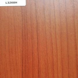 正鼎刨花板,L3268H-樱桃木,贴面板-木材