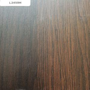 正鼎刨花板,L3459H-金刚木,贴面板-木材