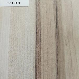 正鼎刨花板,L3491H-枫香洗白,贴面板-木材
