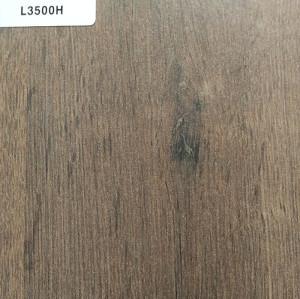 正鼎刨花板,L3500H-陈年胡桃木,贴面板-木材
