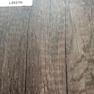正鼎刨花板,L3527H-怀古橡木墨,贴面板-木材