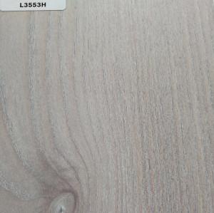 正鼎刨花板,L3553H-尼雨森橡木洗白,贴面板-木材