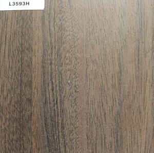 正鼎刨花板,L3593H-北欧胡桃木,贴面板-木材