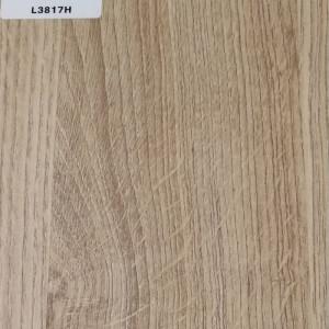 正鼎刨花板,L3817H-加拿大橡木,贴面板-木材