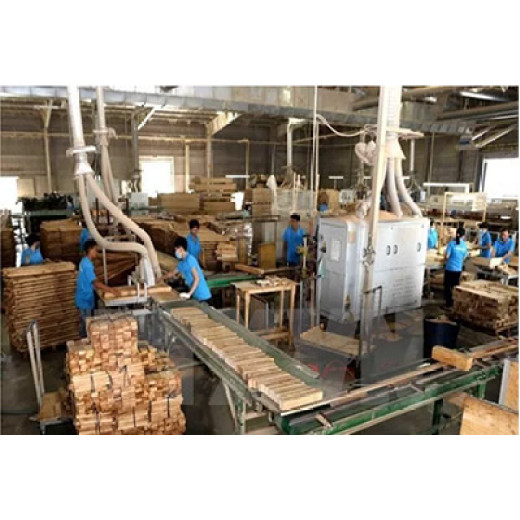 The export value of forest products in Vietnam has reached 9.041 billion US dollars, an increase of 18.8%.