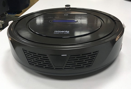 Product Inspection Service for Robot vacuum cleaner|QTS