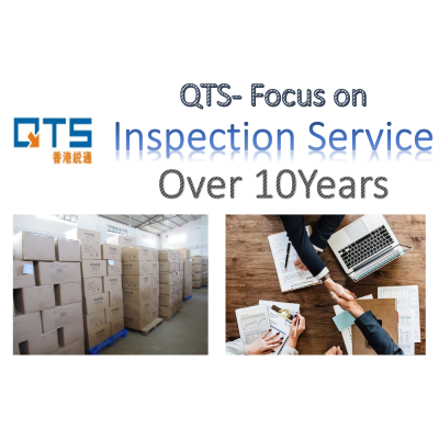 Pre-Shipment Inspection|Product Inspection|QTS Quality Control Service