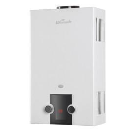 6-12L flue type European style tankless hot water heater WM-FD01