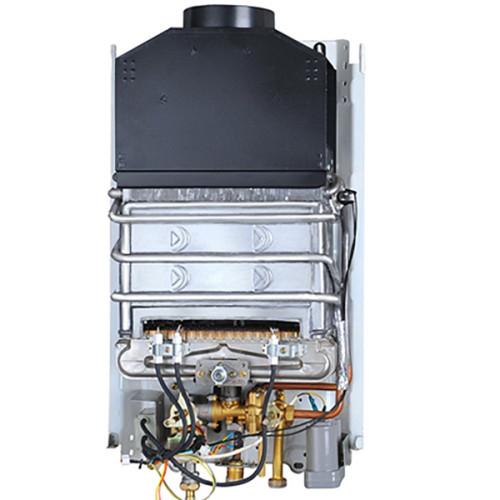 6-12L نوع المداخن النمط الأوروبي tankless سخان الماء الساخن WM-FD02