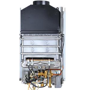 6L-12L نوع المداخن tankless الغاز سخان المياه WM-FL04