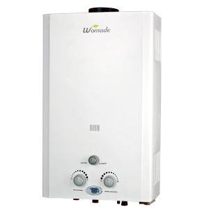 6L-12L flue type tankless gas water heater WM-FL02