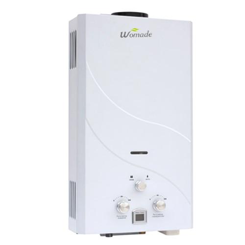 6L-12L نوع المداخن tankless الغاز سخان المياه WM-FL03