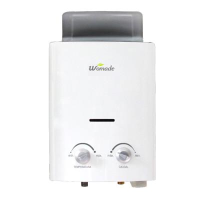 5.5L / 6L تنفيس نوع حر tankless سخان المياه الغاز WM-V01