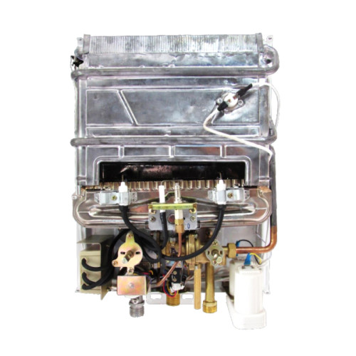 5.5L / 6L تنفيس نوع حر tankless سخان المياه الغاز WM-V02