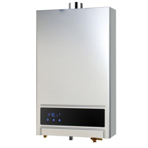 خيار قدرة مختلفة قوة العادم نوع tankless سخان المياه الغاز JSQ-10A