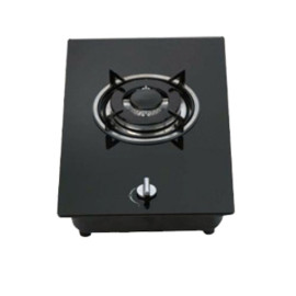 1 Burner gas cooker single burner build in gas hobs