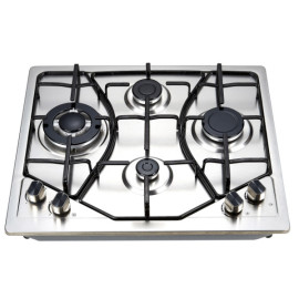 Good quality four burner powerful flame for different cooking way