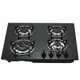 High quality 4 burner build in gas hob WM-6021ACCD
