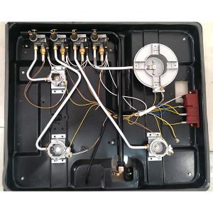 High quality 4 burner build in gas hob WM-6021ACCD