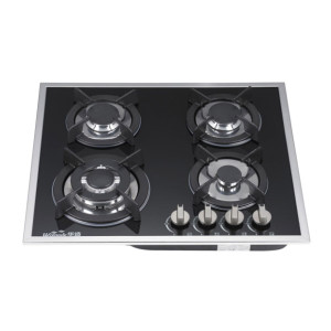 Stainless steel gas cooker 4 Burner WM-6026ACCD