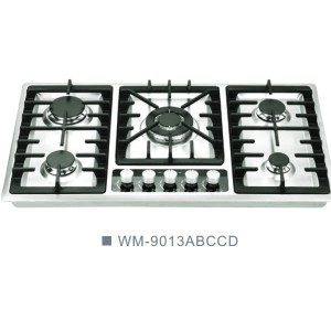 Built-in 5 burner gas cooker WM-9013ABCCD