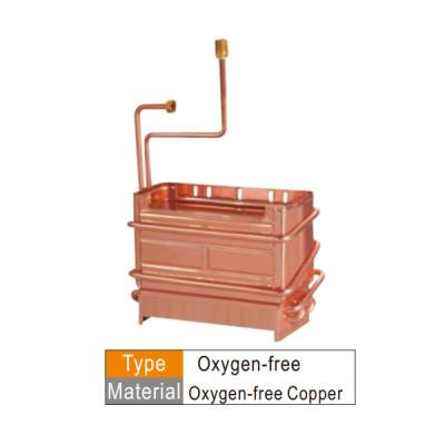 مبادل سخان النحاس النقي لسخان المياه نموذج الغاز المختلفة