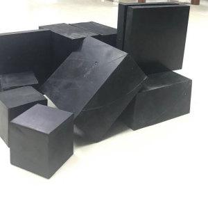 Резиновый блок