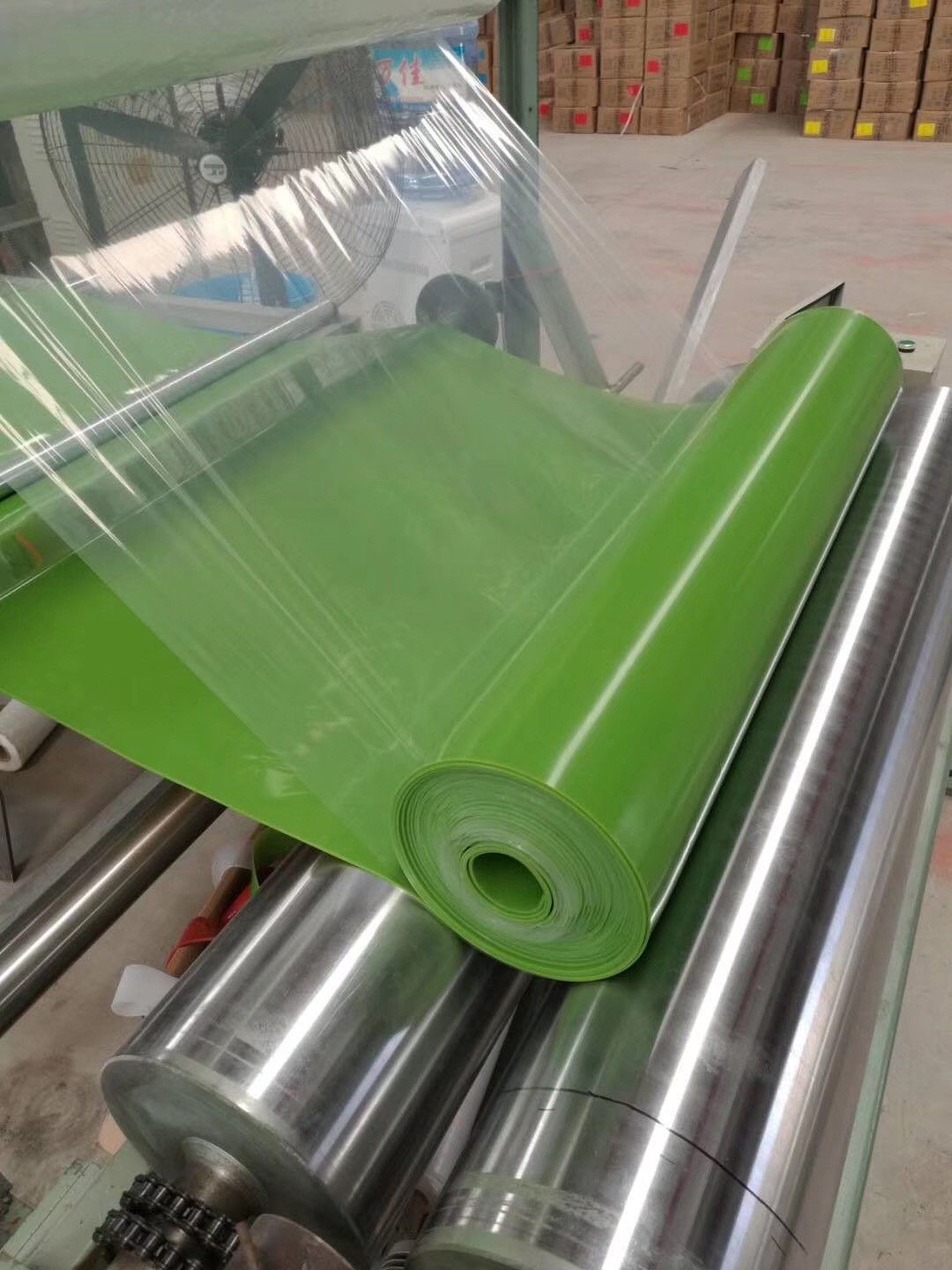 0.3mm thin transparent silicone rubber sheets