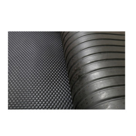 1220mm*1830mm*12mm black Easy to Clean anti-skid cow stable mat