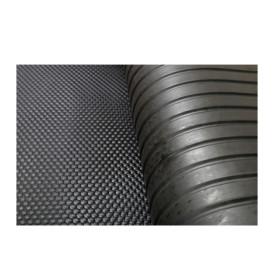 1220mm * 1830mm * 12mm schwarz Leicht zu reinigende rutschfeste Kuhstallmatte