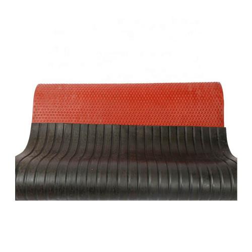 4 '* 6' سمك 3/4 أسود سهل التنظيف غير سامة حصيرة أرضية منخفضة السعر
