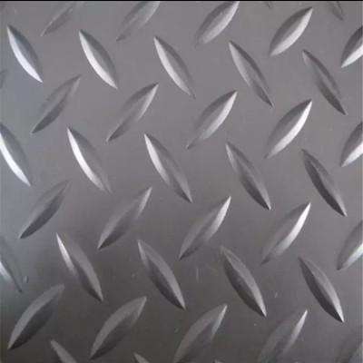 Rutschfeste Farbe Diamant Muster PVC Bodenmatte