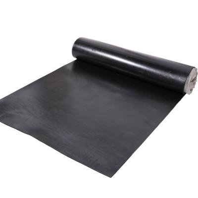 Multifunktionales CR-Neopren Vibrationsreduzierendes Gummi-Uni-Blatt für Bodenbeläge