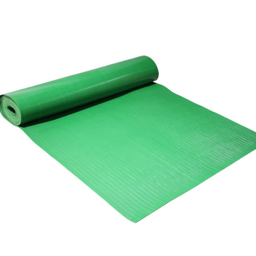 وضع على الأرض أسود أحمر أخضر ورقة حصيرة الكلمة حصيرة