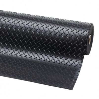3mm * 1m 50kg Antiskid Checker Gummiplatte für Bodenbeläge