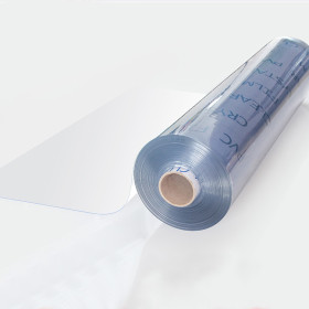 0.3-5mm transparent clear plastic thin flexible pvc sheet