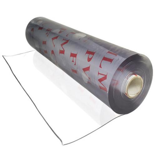 ورقة بلاستيكية شفافة لينة 5 مم PVC لغطاء الجدول / مفرش المائدة
