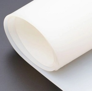 High temp resistant 1mm - 20mm thickness translucent silicone rubber sheet
